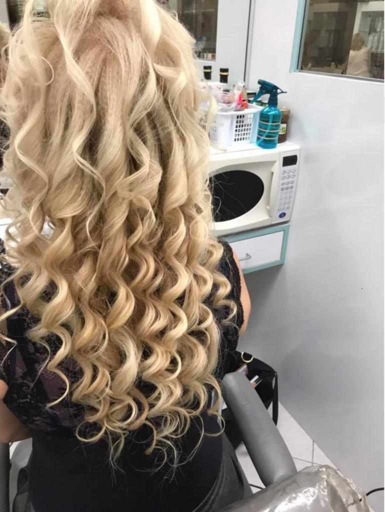 blonde hair colour mississauga