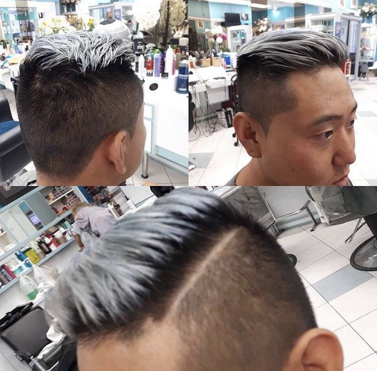 male hair cut mississauga