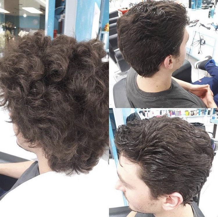 mississauga hair cut men