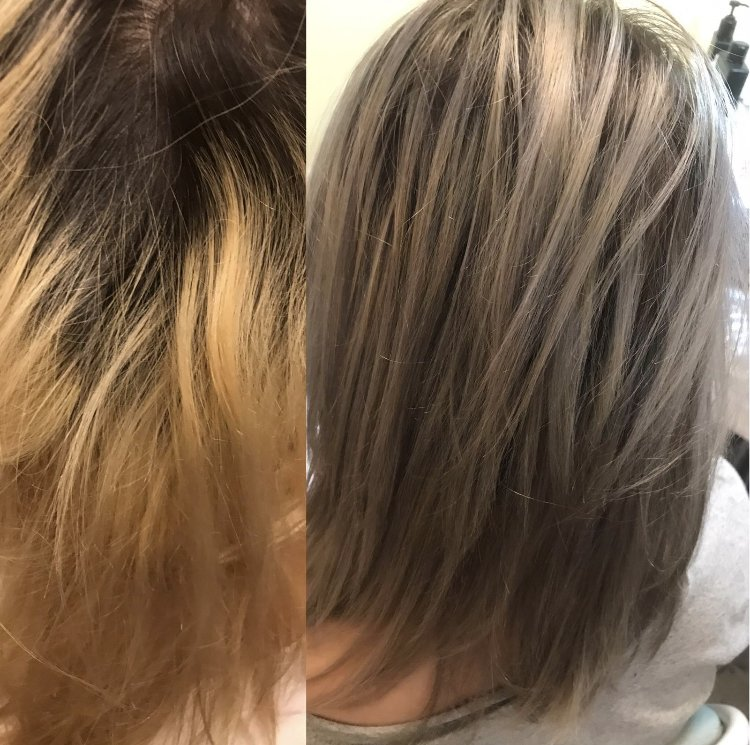 hair colour in mississauga